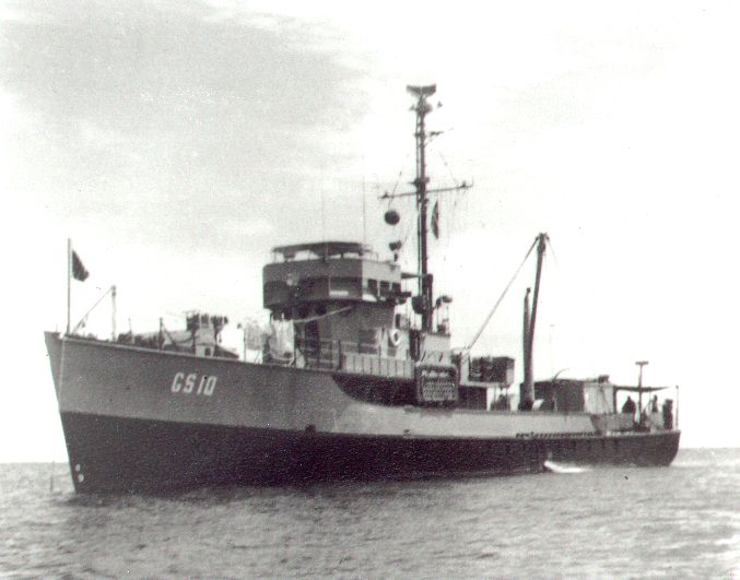 AGS-10 - the USS John Blish